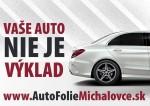 Autodiely - autofólie Michalovce