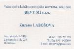 Učtovníctvo BEVY Michalovce