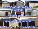 Betonove Garaze